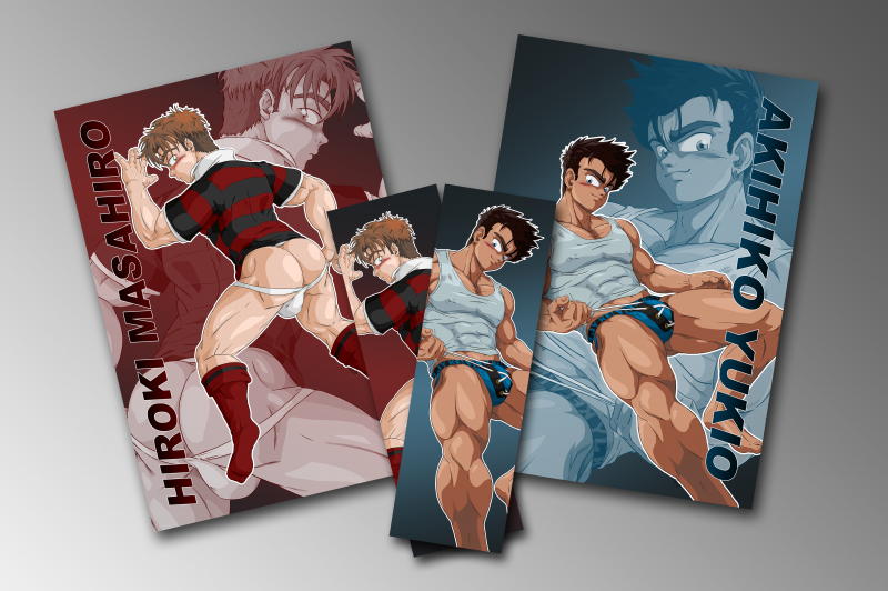 "Pack Goodies ""Jockstrap Collection"""